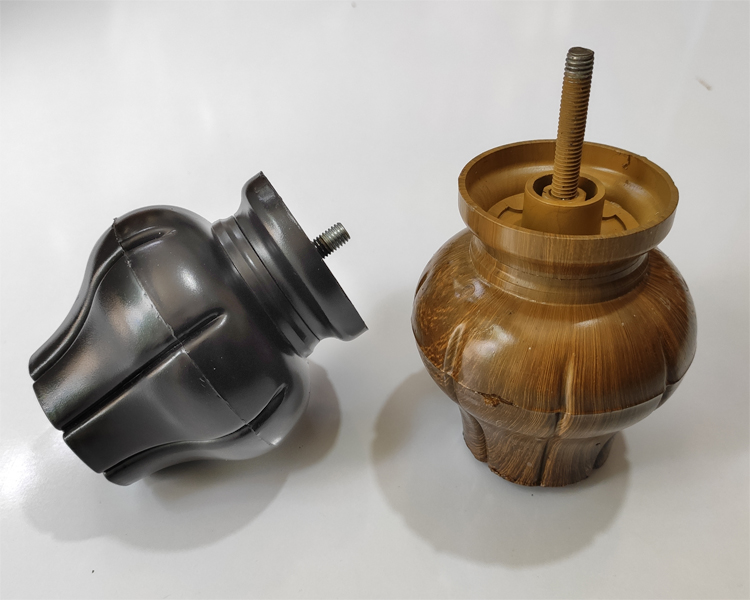 پایه مبل مدل گلدانی 8 سانت