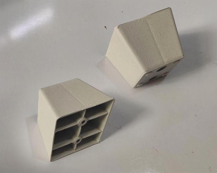 پایه مبل مدل چهارگوش 5 سانت