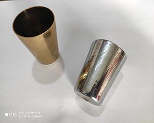 شات پایه مبل فلزی 5 سانت