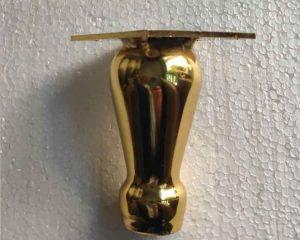 پایه مبل مدل فلزی_طلایی