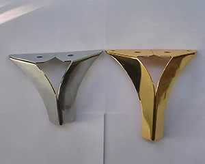 پایه مبل مدل ستاره ای 14سانت و 17سانت