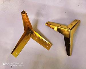 پایه فلزی ستاره ای