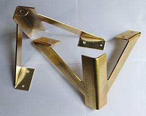 پایه فلزی مدل ستاره قائم 15 سانت